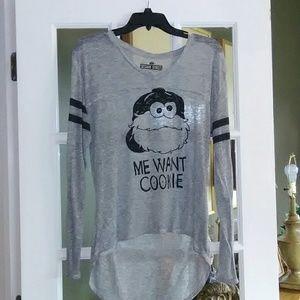 SESAME STREET Pajama Top